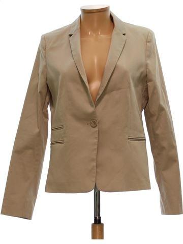 Veste de tailleur, Blazer femme CAMAIEU 42 (L - T2) été #1521901_1