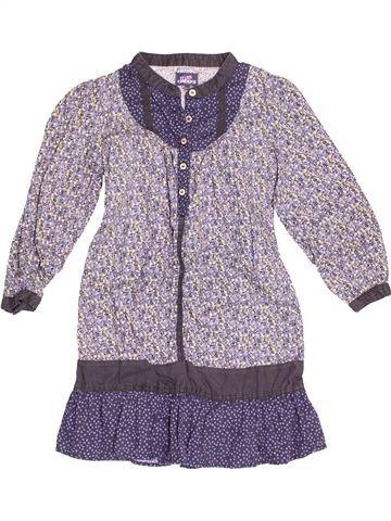 Robe fille CREEKS violet 5 ans hiver #1522520_1