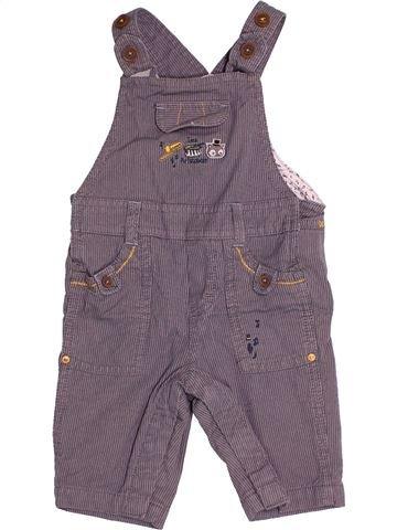 Salopette garçon SERGENT MAJOR violet 3 mois hiver #1522612_1