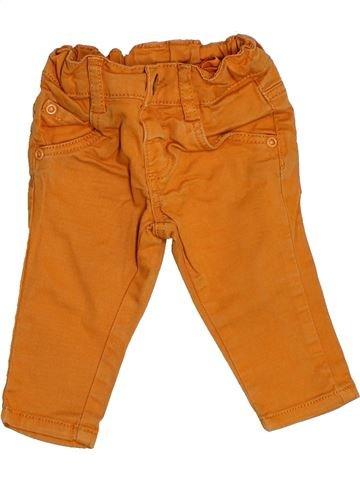 Pantalón niña HEMA naranja 3 meses invierno #1522730_1