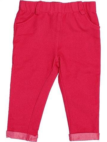 Legging fille KIABI rouge 18 mois hiver #1523694_1
