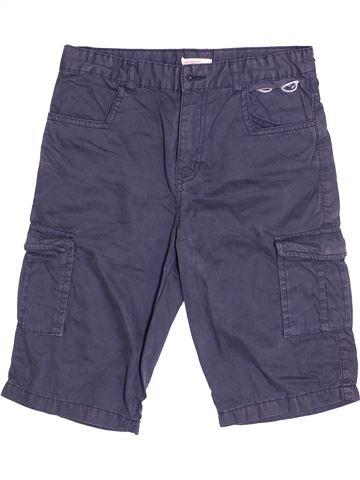 Short - Bermuda garçon DPAM violet 12 ans été #1523898_1
