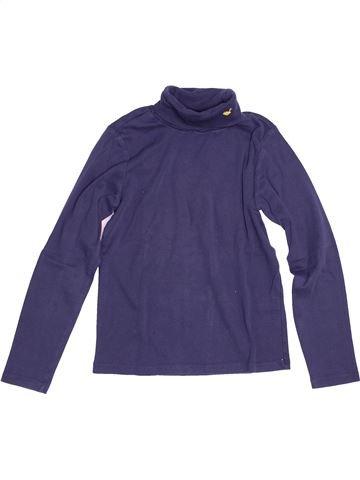 T-shirt col roulé garçon SERGENT MAJOR bleu 10 ans hiver #1524495_1