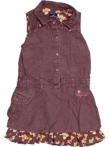 Robe fille SERGENT MAJOR violet 3 ans hiver #1525479_1