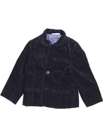 Veste garçon KIABI bleu foncé 5 ans hiver #1525544_1