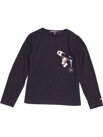 Camiseta de cuello alto niña LILI GAUFRETTE beige 8 años invierno #1525605_1