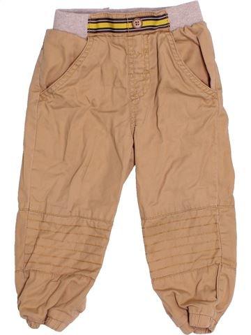Pantalón niño M&CO marrón 18 meses invierno #1527031_1