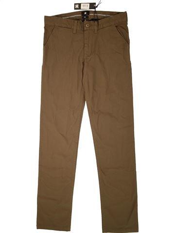 2959e33fde259 Pantalon garçon DC SHOES marron 10 ans hiver  1527560 1