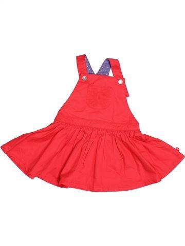 Robe fille OKAIDI rouge 6 mois été #1528181_1