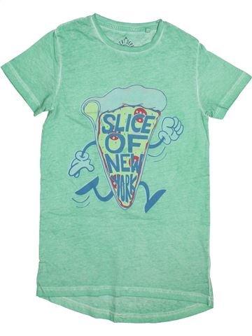 T-shirt manches courtes garçon NEXT vert 9 ans été #1528944_1