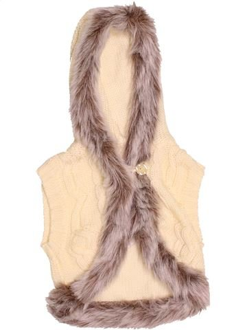 Gilet fille TINY TED rose 2 ans hiver #1530039_1