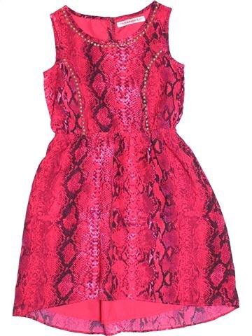 Robe fille FREESPIRIT rose 9 ans été #1530217_1
