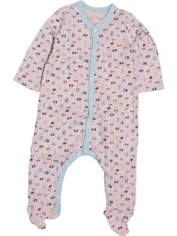 Pijama de 1 pieza niño CATIMINI blanco 3 meses verano #1531941_1
