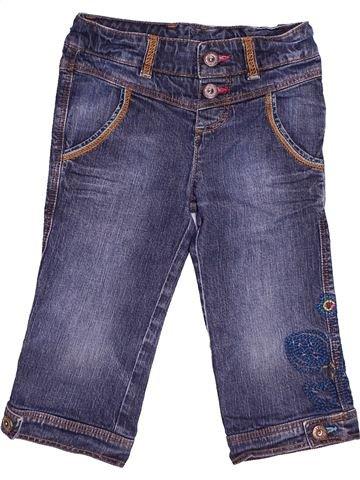 Pantalón corto niña CATIMINI violeta 5 años verano #1534108_1
