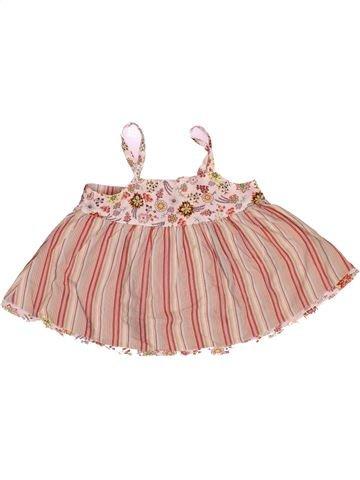 Blusa de manga corta niña CATIMINI rosa 6 años verano #1534309_1