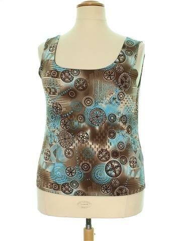 Camiseta sin mangas mujer BIAGGINI 48 (XL - T4) verano #1534388_1