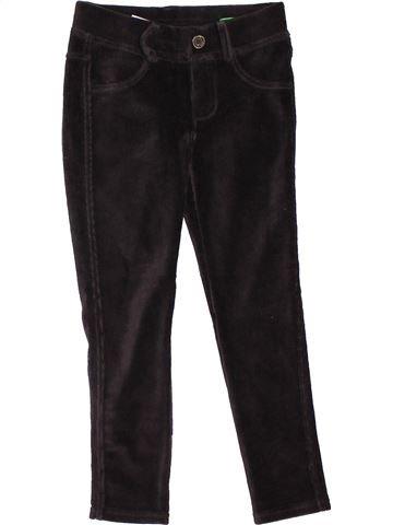Legging niña BENETTON negro 6 años invierno #1534601_1
