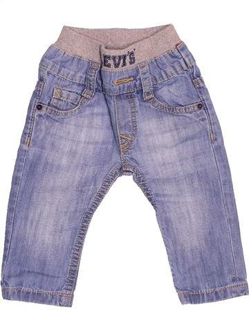 Pantalón niña LEVI'S gris 3 meses invierno #1534857_1