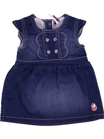 Vestido niña 3 POMMES azul 3 meses verano #1535822_1
