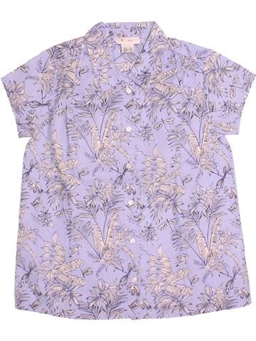 Camisa de manga corta niño LA REDOUTE blanco 13 años verano #1536429_1