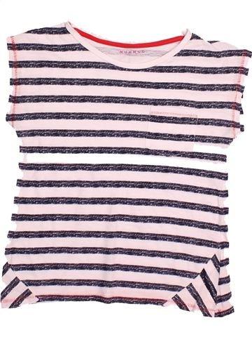 Camiseta de manga corta niña NUTMEG rosa 12 años verano #1537351_1