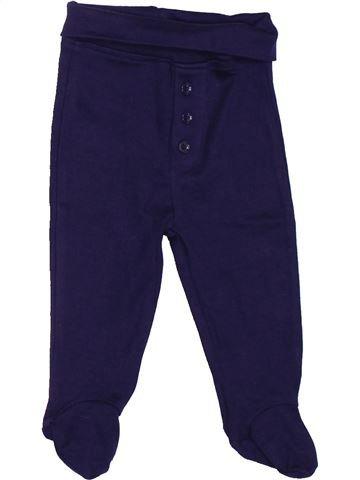 Pantalón niño MATALAN azul 6 meses invierno #1537930_1