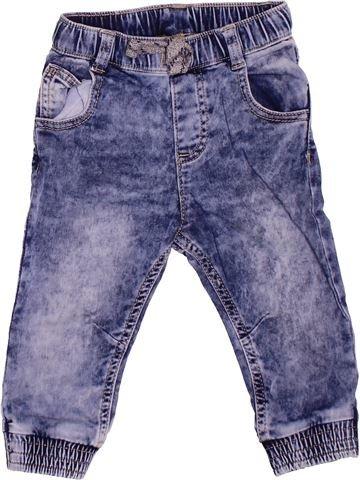Pantalon garçon F&F bleu 12 mois été #1538262_1