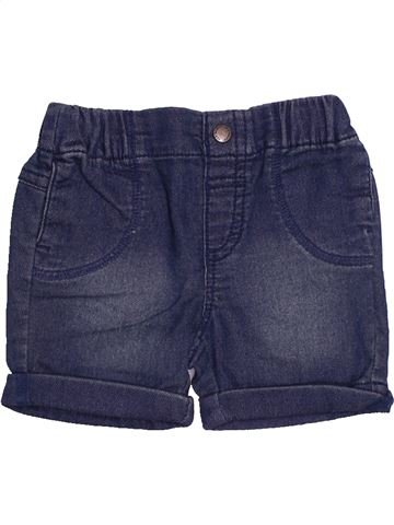 Short-Bermudas niño VERTBAUDET azul 6 meses verano #1538547_1