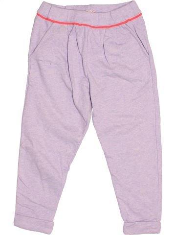 Pantalon fille DPAM rose 4 ans hiver #1538651_1