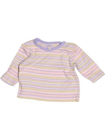Camiseta de manga larga niño DISNEY violeta 0 meses invierno #1538816_1