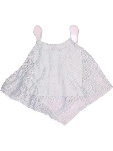 T-shirt sans manches fille CANDY COUTURE blanc 13 ans été #1538988_1