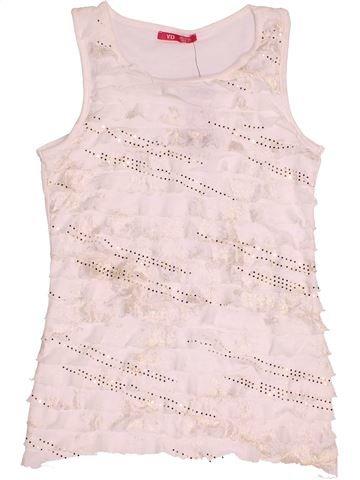 T-shirt sans manches fille PRIMARK rose 10 ans été #1539293_1