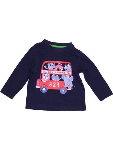 Camiseta de manga larga niño PEP&CO rosa 12 meses invierno #1539435_1