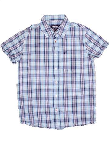 Chemise manches courtes garçon PRIMARK bleu 13 ans été #1539706_1