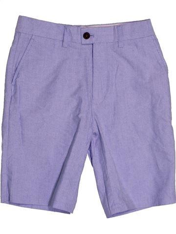 Short-Bermudas niño MATALAN violeta 9 años verano #1539876_1