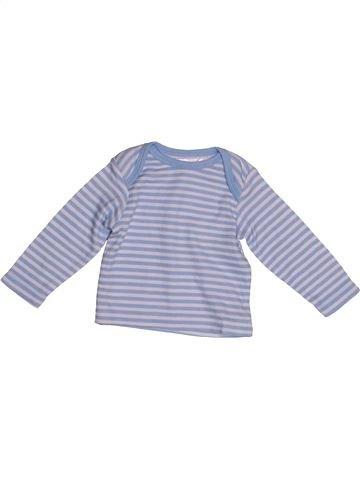 Camiseta de manga larga niño M&CO gris 3 meses invierno #1540008_1