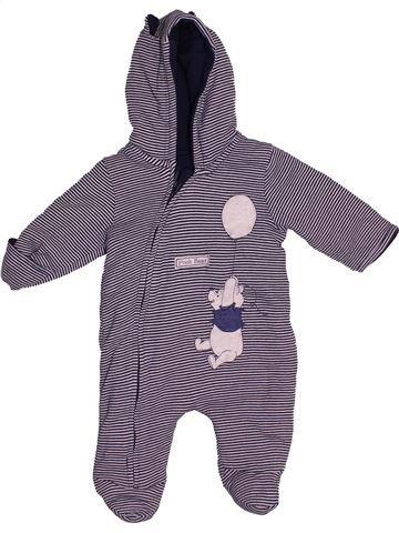 Mono-polar niño DISNEY violeta 3 meses invierno #1540167_1