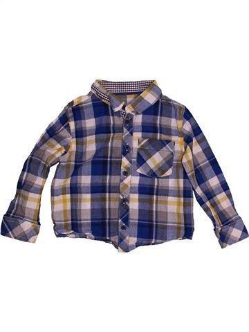 Camisa de manga larga niño MATALAN azul 2 años invierno #1540546_1
