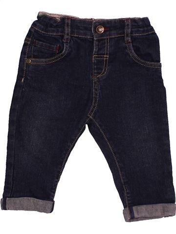 Pantalón niño MARKS & SPENCER negro 9 meses verano #1540635_1