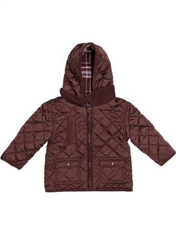 Abrigo niño MARKS & SPENCER marrón 9 meses invierno #1540682_1
