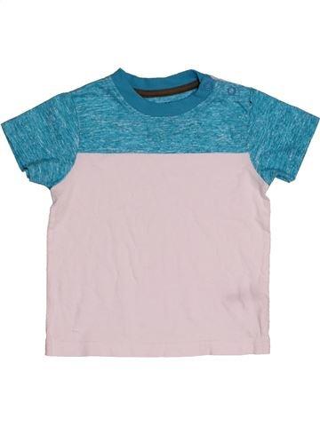 Camiseta de manga corta niño NUTMEG violeta 18 meses verano #1541021_1