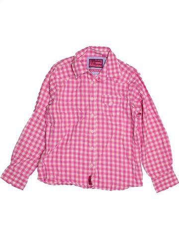 Blouse manches longues fille RYDALE COUNTRY rose 12 ans hiver #1541226_1