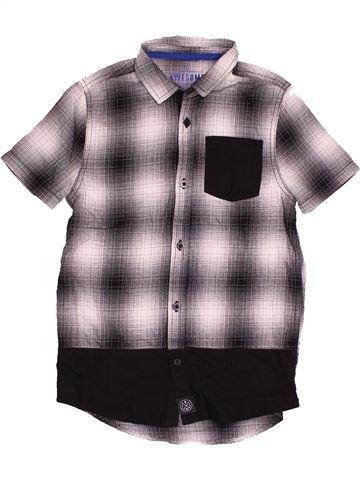 Camisa de manga corta niño F&F violeta 9 años verano #1541285_1