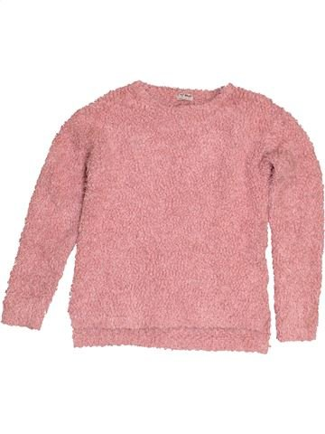Pull fille NEXT rose 12 ans hiver #1541600_1