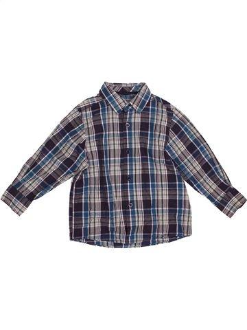 Camisa de manga larga niño MATALAN azul 3 años invierno #1541696_1