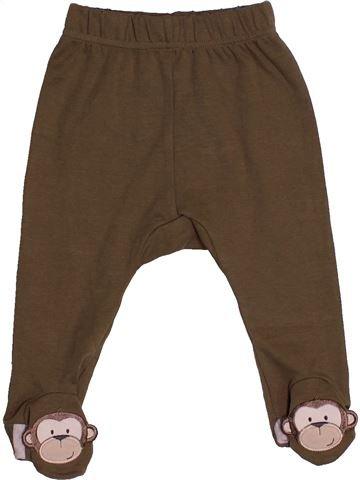Pantalón niño GEORGE marrón 6 meses verano #1541902_1