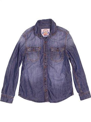 Camisa de manga larga niño NEXT violeta 8 años invierno #1541912_1