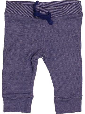 Pantalon garçon F&F violet 3 mois été #1541942_1