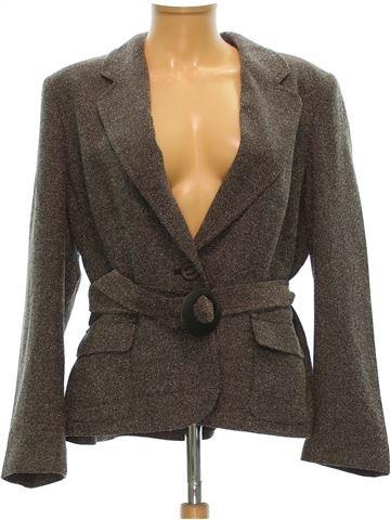 Veste de tailleur, Blazer femme MARKS & SPENCER 46 (XL - T3) hiver #1542192_1