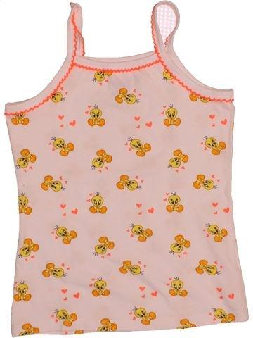 T-shirt sans manches fille LOONEY TUNES rose 6 ans été #1542311_1